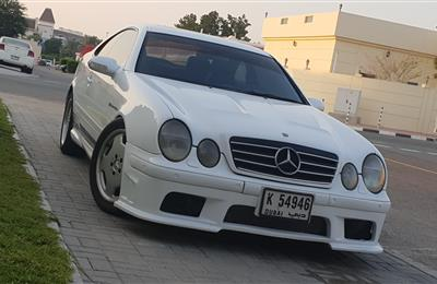 800 bhp CLK55 Supercharged, Aventgarde, Low Mileage