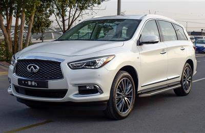 INFINITI QX60 - 2018 - GCC SPECS -WITH WARRANTY FROM...