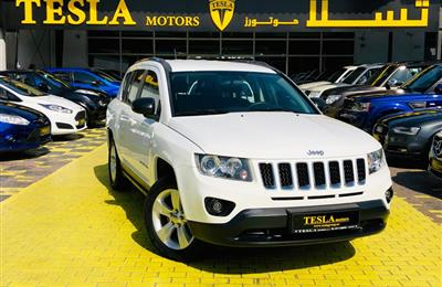 ///LOW MILEAGE///JEEP COMPASS///2.4L...