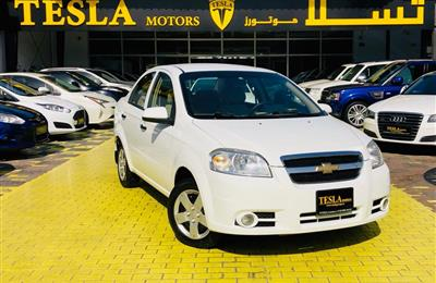 CHEVROLET AVEO///1.4L V4///2015///GCC///WARRANTY///LOW...