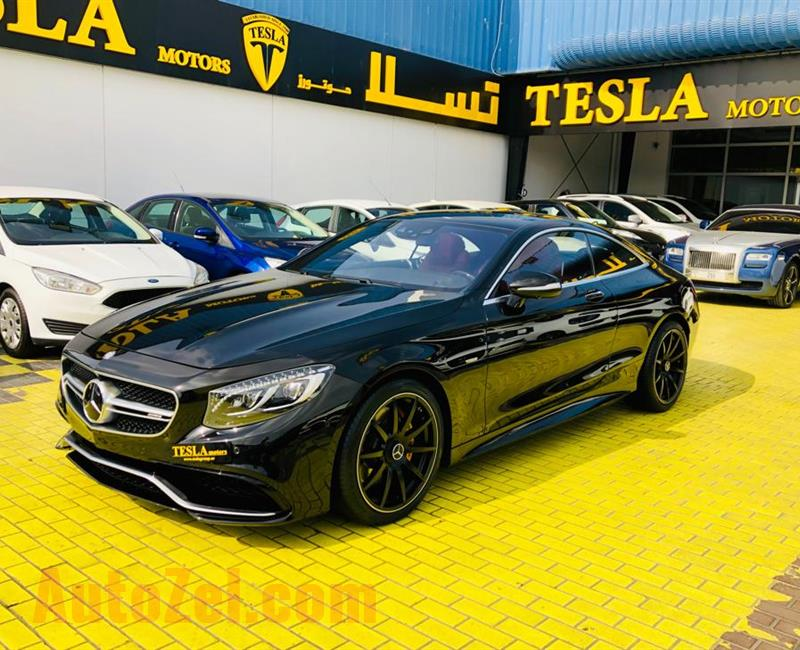 ///COUPE///S500///ORIGINAL S63 BODY KIT WITH EXHAUST///6 BOTTOMS///WARRANTY//ONLY 4,402 DHS MONTHLY/