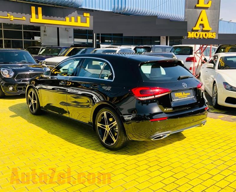 ///NEW SHAPE///A200 GCC///AMG, WARRANTY UNLIMITED KM / FREE SERVICE CONTRACT [ONLY 2524 DHS MONTHLY]