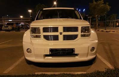 48,000 KMS Only,GCC, ,2011 DODGE NITRO,4x4, V6, Dealer...