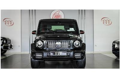 BRAND NEW MERCEDES-BENZ G63 AMG V8 BITURBO BLACK EDITION-...