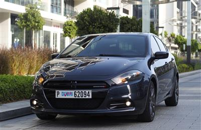 Much loved MINT CONDITION '13 Dodge Dart Rallye Edition...