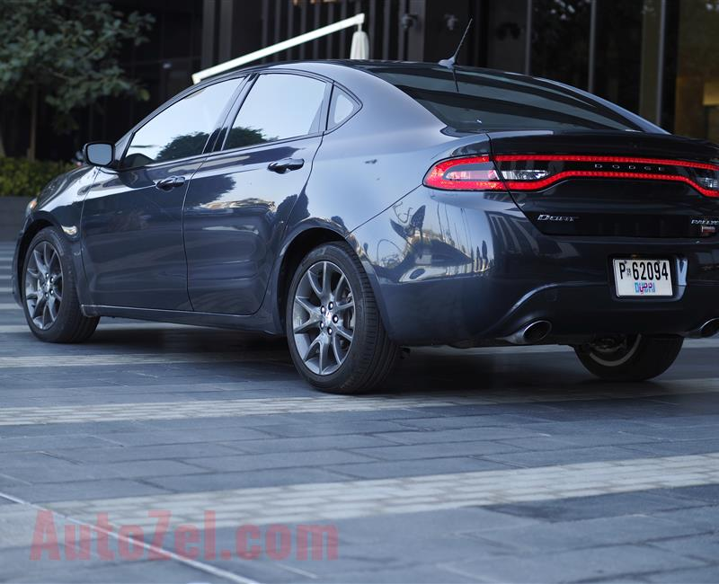 MINT CONDITION '13 Dodge Dart Rallye Edition [SOLD]