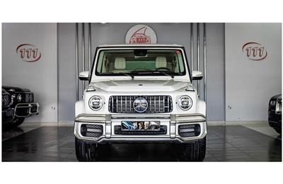 BRAND NEW MERCEDES-BENZ G63 AMG V8 BITURBO- 2019- GCC...