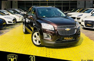 TRAX / LTZ 1.8L / FULL OPTION / GCC / 2016 / DEALER...