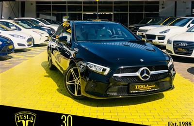 ///NEW SHAPE///A200 GCC///AMG, WARRANTY UNLIMITED KM /...