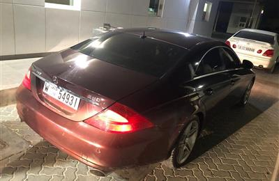 Mercedes CLS 2006 Newly registered and can be transferred...