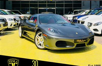 Ferrari F430 GCC 2007///SPIDER///RED TOP///SUPER...