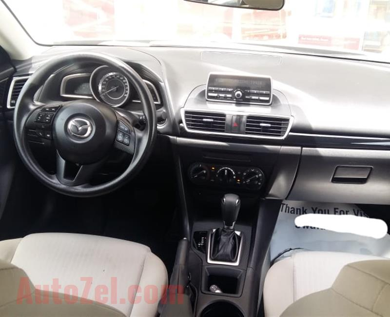 Mazda 3 (2016) for sale in good shape
