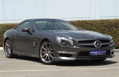 MERCEDES-BENZ SL65 45th ANNIVERSARY- 2013- MATTE GRAY-...