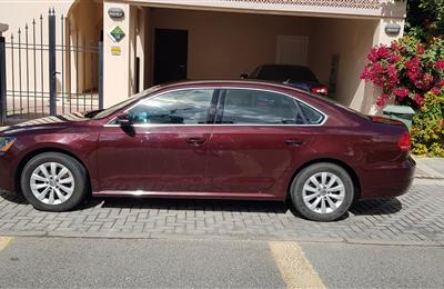 Volkswagen Passat 2014 low kilometers selling for...