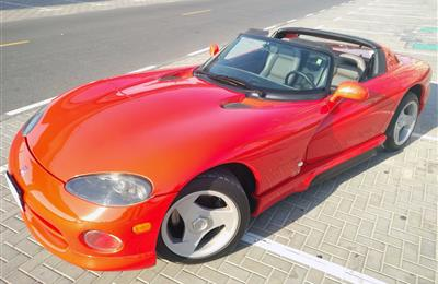 Classic Dodge Viper RT/10 First Generation