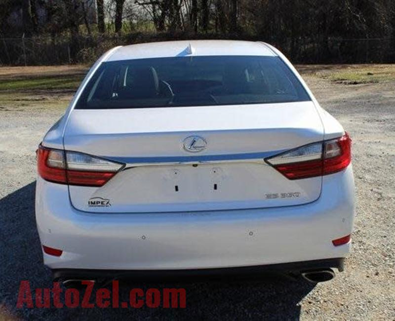 Used 2016 Lexus ES350 Base GCC Spec