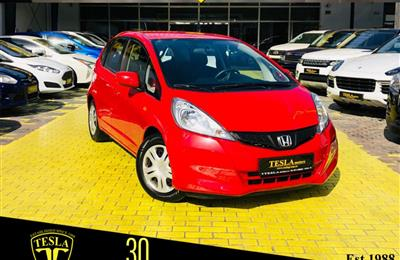 HONDA JAZZ / GCC / 2014 / WARRANTY / SUPER CLEAN /...