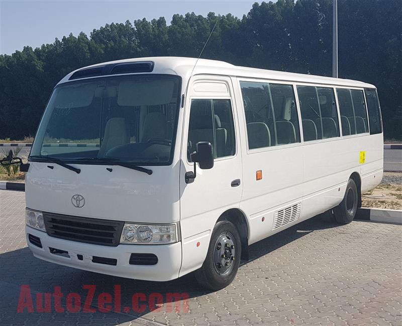 TOYOTA COASTER (2008) 30 SEATER DIESEL BUS
