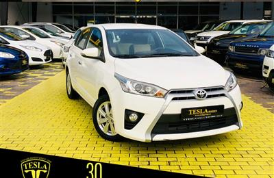 TOYOTA YARIS / SE+ / HATCHBACK / GCC / 2016 / FULL OPTION...