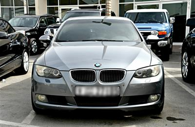 BMW 325i- 2007- GRAY- 220 000 KM- GCC SPECS