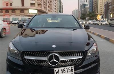 Mercedes CLA 250 ..model 2016 AMG KIT