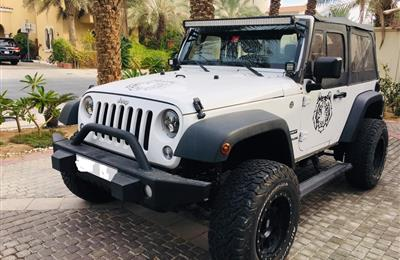 2016 Jeep Wrangler under Waranty GCC