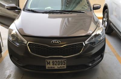 Kia Cerato 2014 GCC Very Clean only 68000 KM