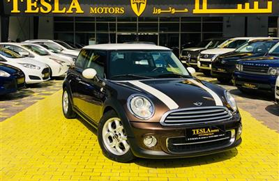 MINI COOPER / GCC / 2011 / 1.6L / HATCHBACK / SUPER CLEAN...