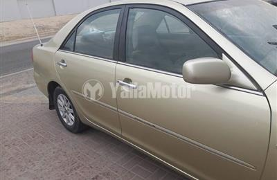 Used 4 cylinder Camry