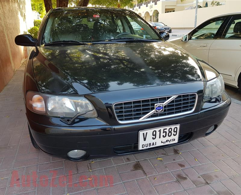 Volvo S60 in excellent condition