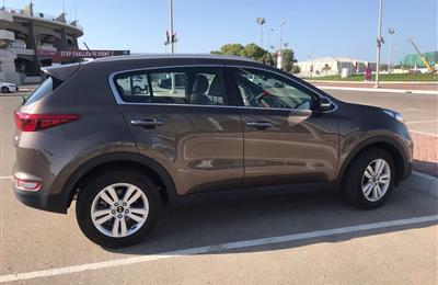 2017 Kia Sportage Under warranty