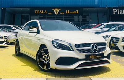 ///A250 ///AMG / GCC / 2017 / WARRANTY 10-APRIL 2022 /...