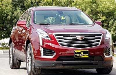 LOW MILEAGE 24000KM.CADILLAC XT5.GCC UNDER...
