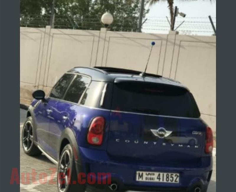 mini cooper countryman sports s 2.0 turbo