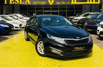 KIA OPTIMA / GCC / 2.4L V4 / 2013 / WARRANTY / SUPER CLEAN...