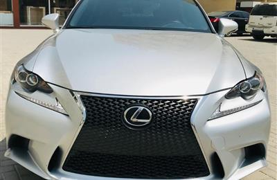2015 LEXUS IS250 F SPORT