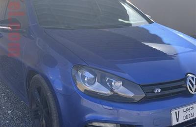 Golf R 2013 excellent condition for sell 34000 AED or swap...