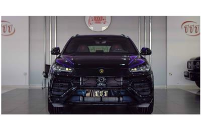 BRAND NEW LAMBORGHINI URUS- 2019- BLACK- GCC SPECS- WITH...