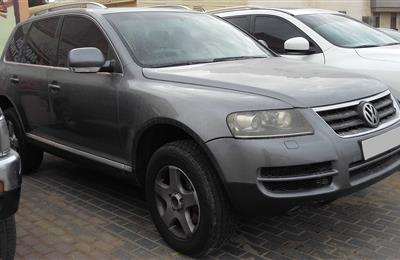 Volkswagen Touareg 2006 for sale / فولكس واجن طوارق 2006...