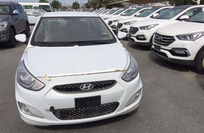 HYUNDAI ACCENT 1.4 2018 (EXPORT)