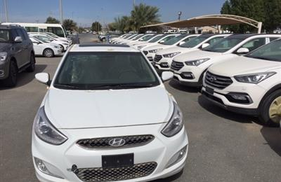 HYUNDAI ACCENT 1.6 S/R 2018 (EXPORT)