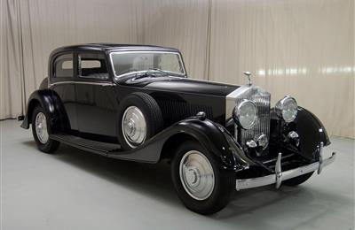 1934 Rolls Royce Phantom II Sports Salon