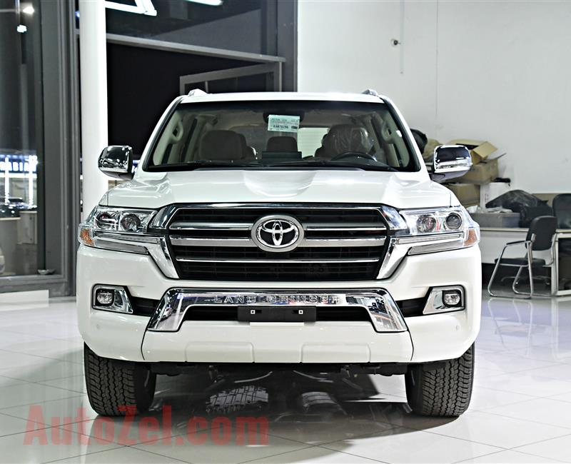 TOYOTA LAND CRUISER VXR 5.7  MODEL 2019 - 0 KM - V8 - GCC