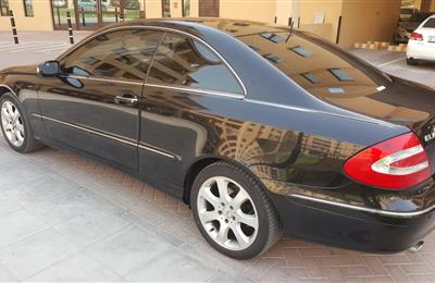 URGENT - Mercedes CLK 320 Black