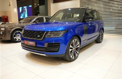 BRAND NEW RANGE ROVER VOGUE SV DYNAMIC- 2019- BLUE- 0 KM-...