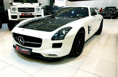 MERCEDES-BENZ SLS AMG FINAL EDITION- 2014- WHITE- 3 000...