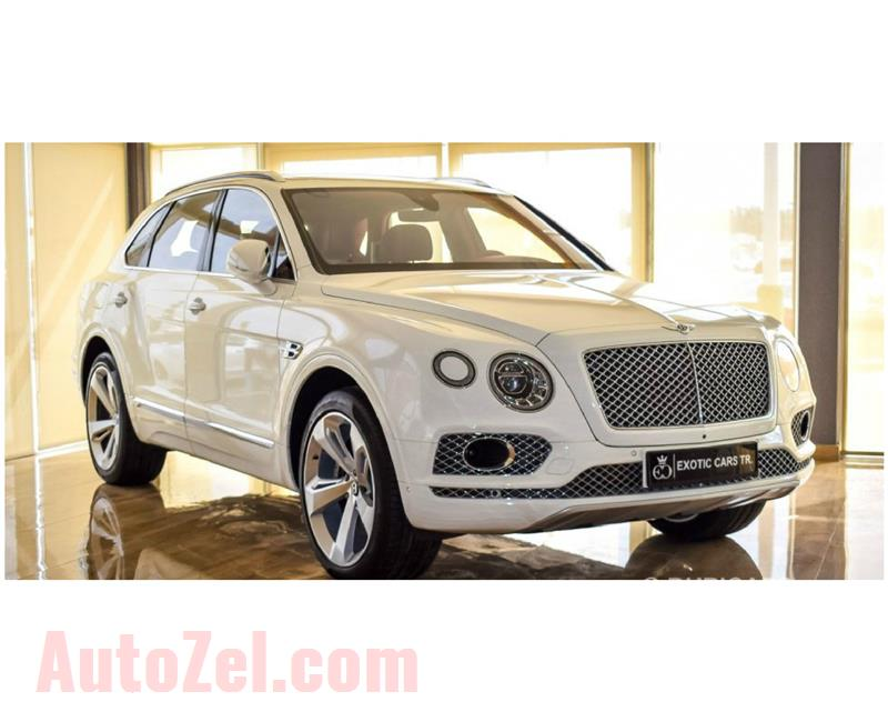 Bentley Bentayga First Edition V12 - AED 699,000