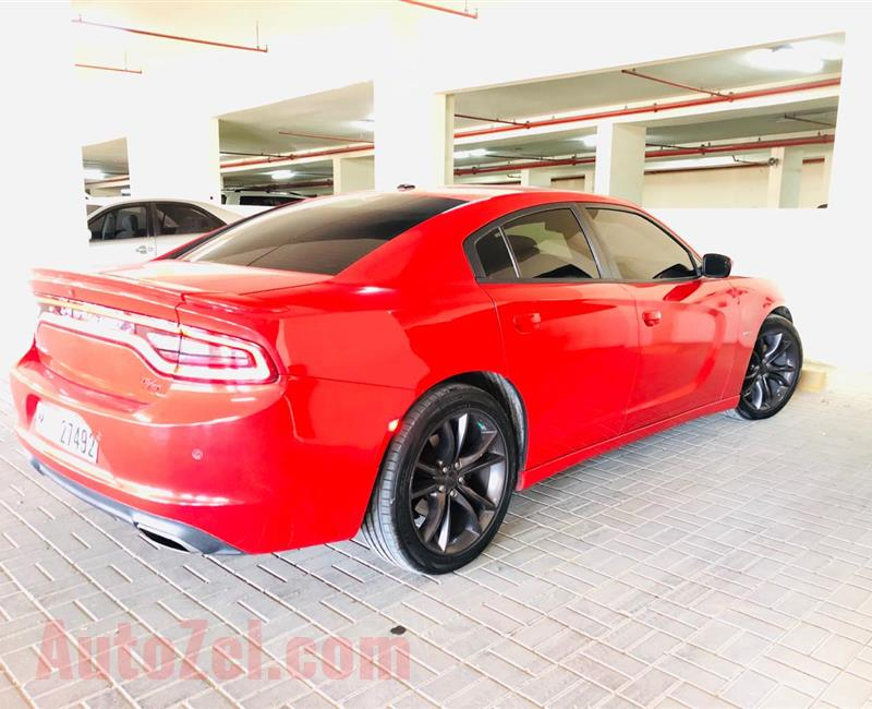 Dodge Charger R/T 2015 Fabulous Condition