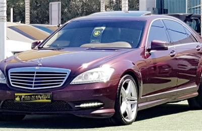 Single Owner.GCC..Mercedes-Benz S500 AMG///FULL SERVICE...