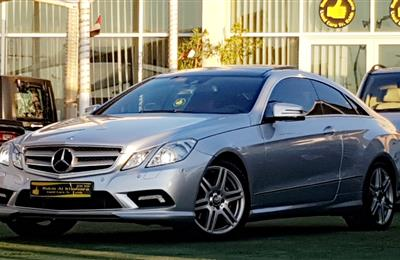 LOW MILEAGE 18000KM.MERCEDES E350 ///AMG.ALMOST BRAND NEW...